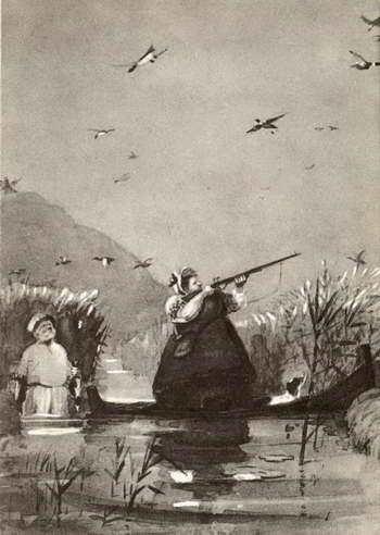 Иван Фёдорович Шпонька и его тётушка - краткое содержание рассказа Гоголя