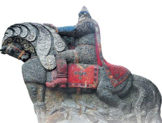 Святогор-богатырь - краткое содержание былины