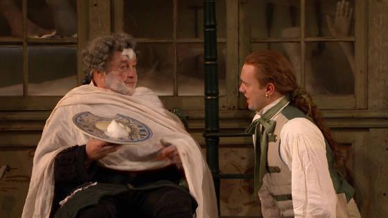 Севильский цирюльник, или Тщетная предосторожность - краткое содержание пьесы Бомарше