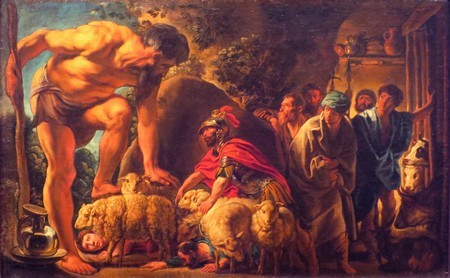 Доклад про Одиссея сообщение по истории 5 класс кратко