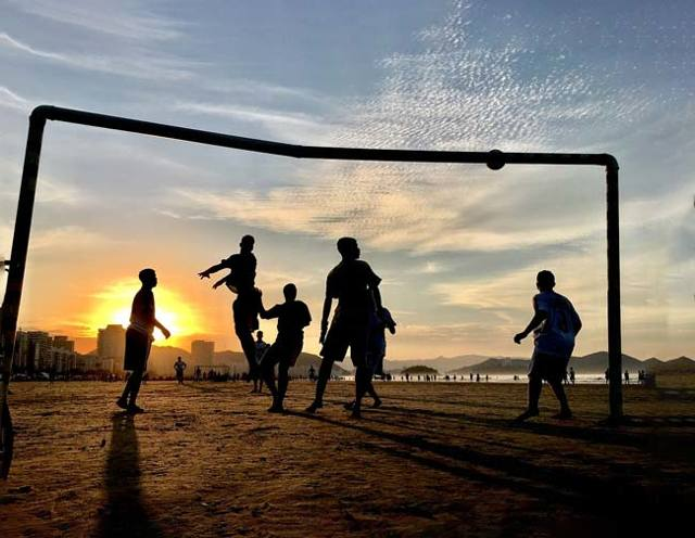 Сочинение на тему Футбол - мой любимый вид спорта