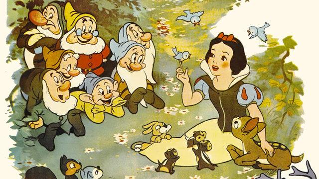 Белоснежка и семь гномов - краткое содержание сказок Гримм