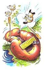 Краткое содержание Паустовский Резиновая лодка