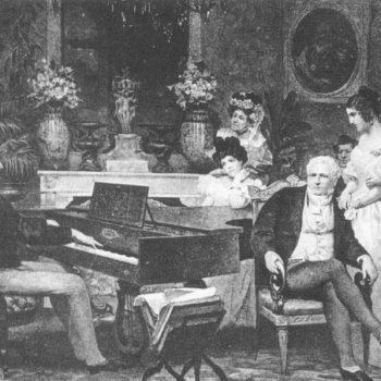 Хронологическая таблица Шопена (жизнь и творчество)
