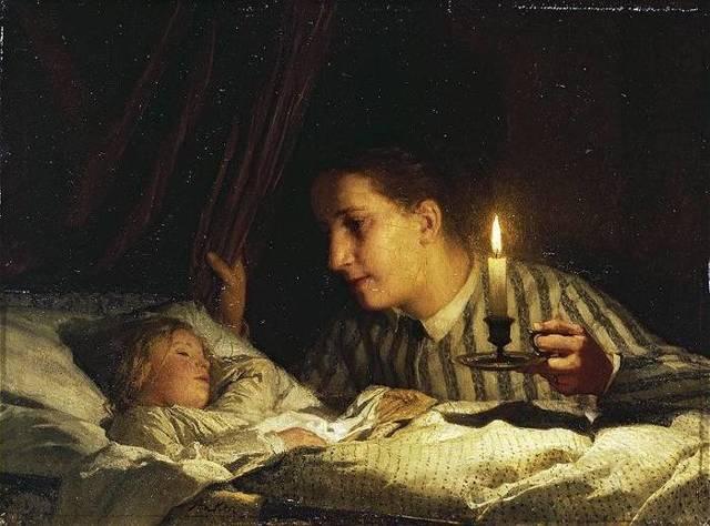 Анализ стихотворения Мать Бунина