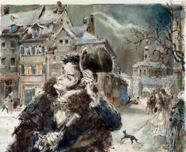 Жизнь и творчество Эрнста Гофмана