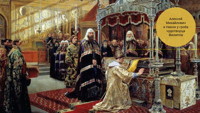 Внутренняя и внешняя политика первых Романовых