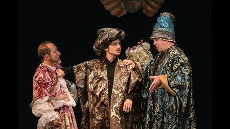 Мещанин во дворянстве - краткое содержание комедии Мольера
