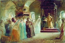 Царская невеста - краткое содержание оперы Римского-Корсакова по действиям