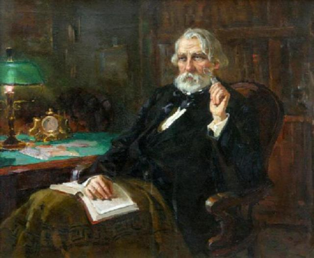Анализ стихотворения Тургенева Два богача 7 класс
