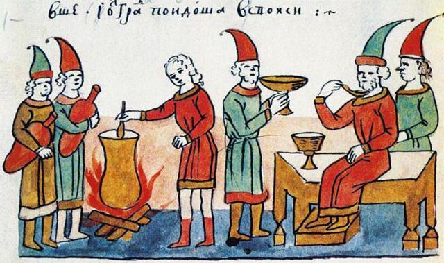 Сказание о белгородском киселе - краткое содержание