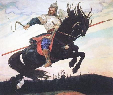 Илья Муромец - сообщение доклад