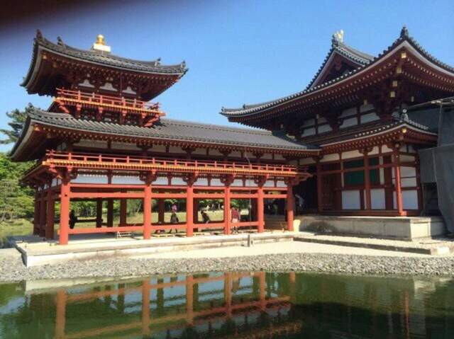Храм Хоодо Япония (Павильон Феникса) - сообщение доклад