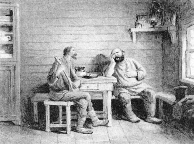Характеристика и образ Хоря в рассказе Хорь и Калиныч Тургенева сочинение