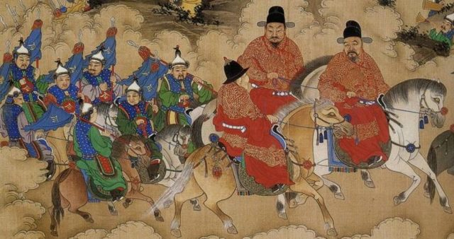 История Древнего Китая доклад, сообщение