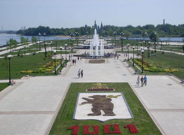 Ярославль: Золотое кольцо России (сообщение доклад)