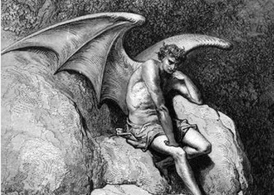Потерянный рай - краткое содержание поэмы Мильтона