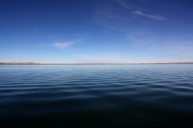 Озеро Титикака - сообщение доклад