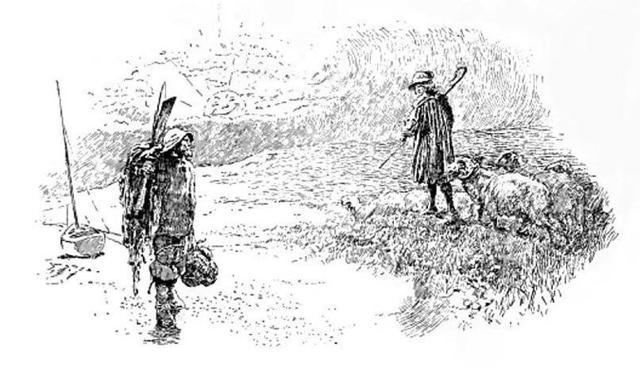 Пастух - краткое содержание рассказа Шолохова