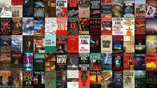 Жизнь и творчество Стивена Кинга