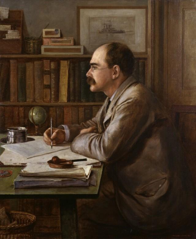 Жизнь и творчество Редьярда Киплинга