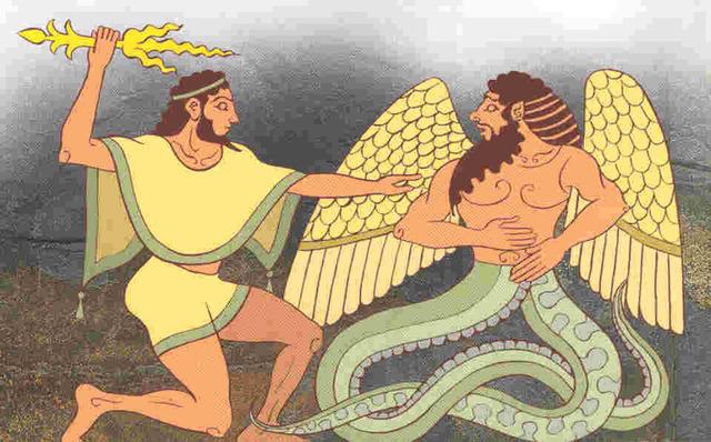 Бог Зевс - доклад сообщение