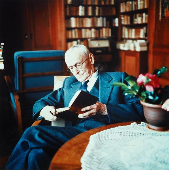Писатель Герман Гессе. Жизнь и творчество