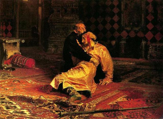 Иван Грозный - сообщение доклад