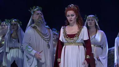 Норма - краткое содержание оперы Беллини