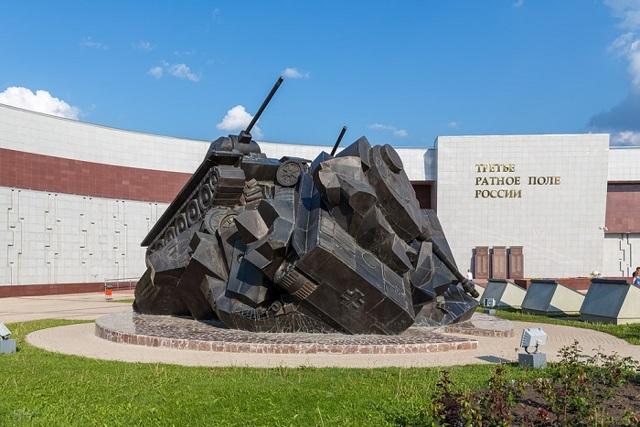 Памятник Победы - Звонница на Прохоровском поле - сообщение доклад