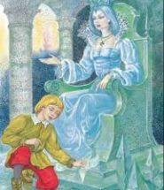 Снежная королева - краткое содержание сказки Андерсена