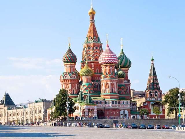 Сообщение на тему Храм Василия Блаженного (доклад)