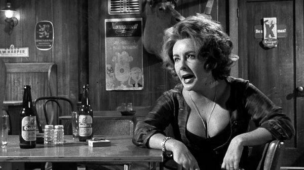 Кто боится Вирджинии Вулф? - краткое содержание пьесы Олби