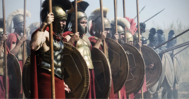 Спартанцы - сообщение доклад 5 класс история