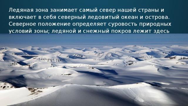 Сообщение Животные ледяной зоны (доклад для 4 класса, окружающий мир)