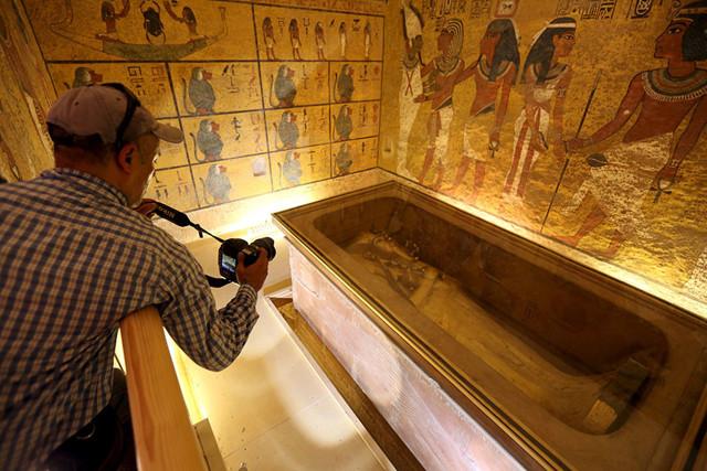 Сообщение Гробница Тутанхамона (доклад)