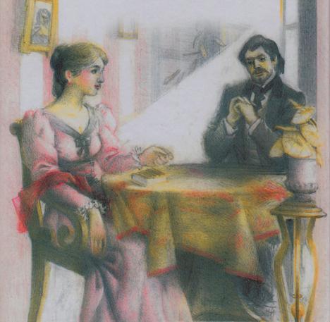 Душечка - краткое содержание рассказа Чехова